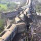 Train, Collision, Egypt, Death, Injured