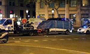 Dangerous, Terrorism, Spanish, Capital, Van, Died