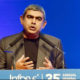 Vishal Sikka, Resigned, CEO, MD, Infosys