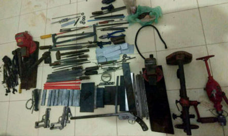 Arrested, Illegal Weapon, Police, Recovered, Rajasthan