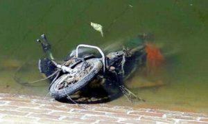 Death, Drowning, Bike, Canal, Rajasthan