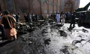 Afghanistan, Mosque, Blast, Death, Suicide Bomber