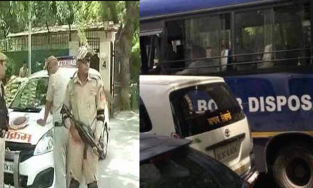 Rumor, Bomb, High Court, Bomb Squad, Security, Delhi