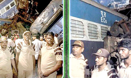 Rescue Operation, Dera Sacha Sauda, Gurmeet Ram Rahim, Welfare Work, Train Accident
