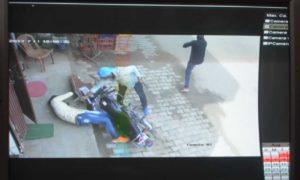 Murder, Crime, Police, CCTV, Haryana