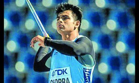 Neeraj Chopra, India, Athlete, World Championships