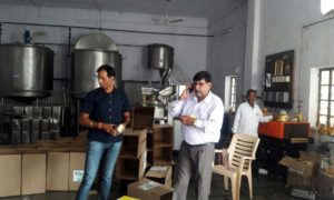 Fake Ghee, Factory, Raid, Health Department, Rajasthan