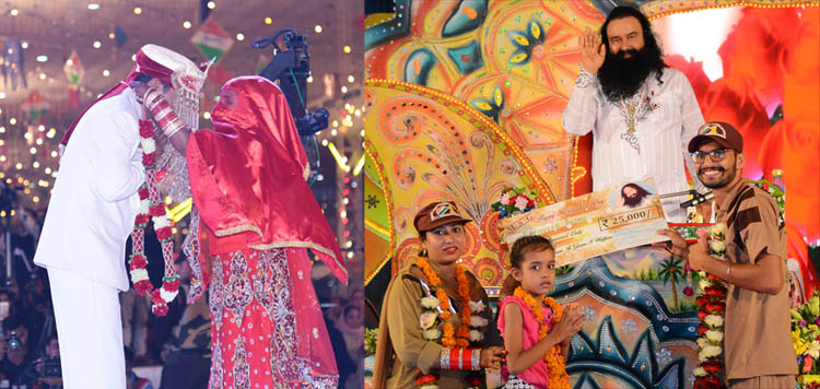 Prostitutes, Life Partner, Widows Married, Dera Sacha Sauda, Gurmeet Ram Rahim, Welfare Work