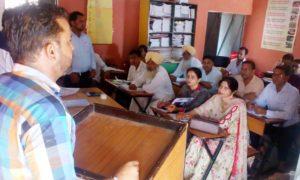Teacher, Handicapped, Education, Syllabus, Training, Haryana