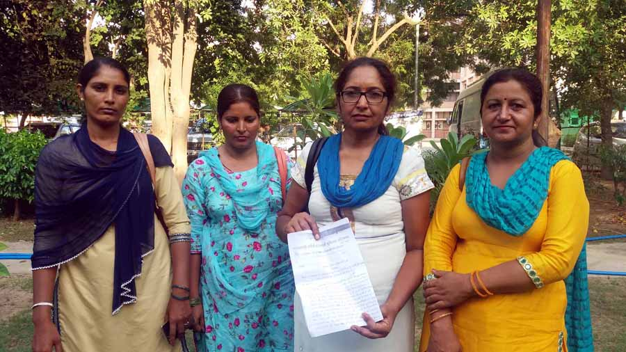Demand, Abolishing, Cases, Anganwadi Worker, Haryana