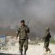 Attack, Kabul, Airport, Rockets, Defense Minister, US