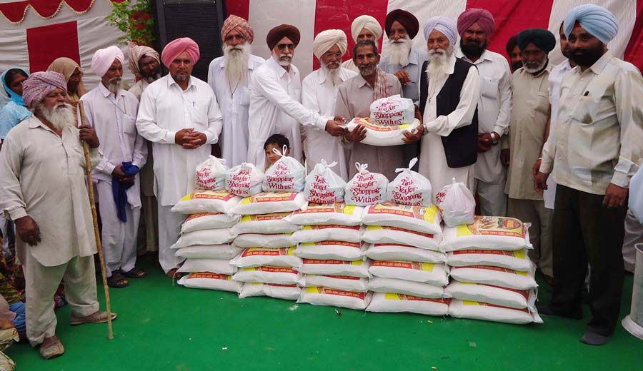 Dera Sacha Sauda, Dera Followers, Gurmeet Ram Rahim, Welfare Works