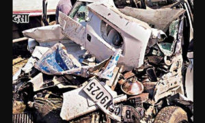 Road Accident, Ludhiana, Died, Injured, Punjab