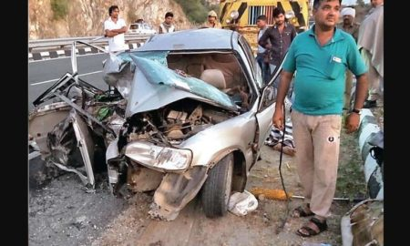 Road Accident, Family, Died, Injured, Rajasthan