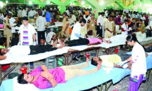 Dera Sacha Sauda, Save, Severals Life, True Blood Pump, Haryana