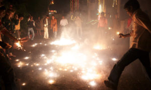 Chandigarh, Fire Works, Scheduled, High Court, Punjab