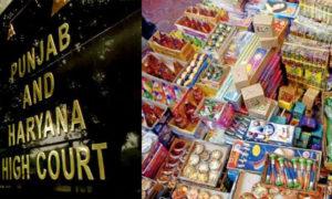 Highcourt, Decided, Fireworks, Diwali, Haryana, Punjab