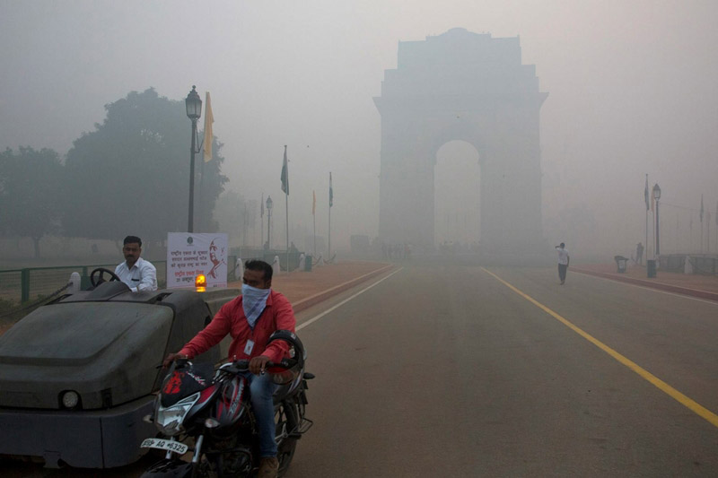 Pollution, Dangerous, India