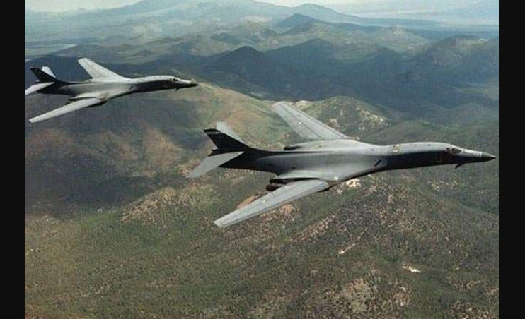 North Korea, US Nuclear Jet,Threat,Unexpected