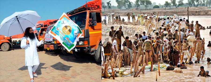 Wounds, Nature, Dera Sacha Sauda, Ointment, Gurmeet Ram Rahim, Welfare Work