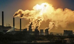 Major, National Problem, Pollution, India