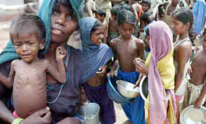 Government, Serious, Deaths, Hunger, India