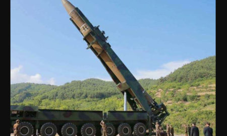 North Korea, Readies, Missile, Launch, US, South Korea