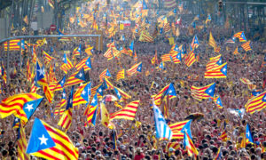 Path, Catalonia, Easy,Independence