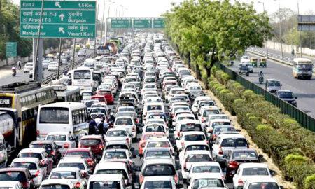 Responsible, Chaos, Road, Traffic, India