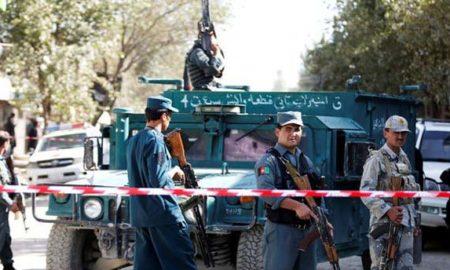 Terrorist Attack, TV Channel, Office, Kabul