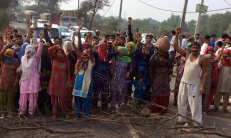 Villagers, Protest, Govt, Haryana, Water Problem