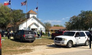 Firing, US, Church, Killed, Died