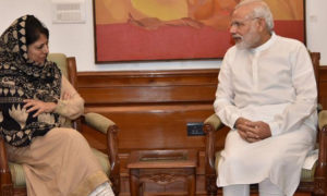 Mehbooba, Speech, Kashmir, Issue, Narendra Modi, Permanent Solution