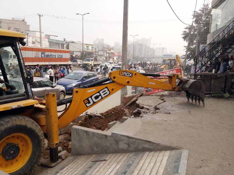 Administration, Encroachment, Green Belt, Haryana