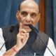 Home Minister, Rajnath Singh, Congress, Shares, Reservation