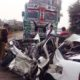 Road Accident, Punjab, Died, Injured, Police, Truck