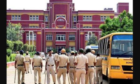Pradyumna Murder Case, Crime Scene, School, CBI, Haryana
