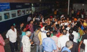 Himalayan Queen, Emergency Brake, Train, Haryana