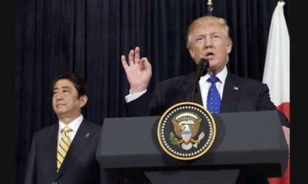 North Korea, Patience, Donald Trump, US,Japan