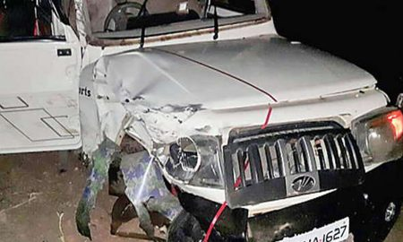 Road Accident, Rajasthan, Death, Injured