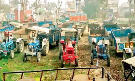 Kissan Delhi Agitation, Police, Registered, Case, Farmer