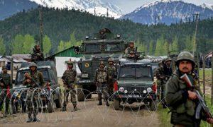 Foreign Lashkhar Militant, Body, North Kashmir