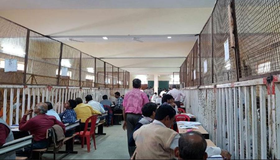 Counting, Kolaras, Mungawale, Assembly By Elections