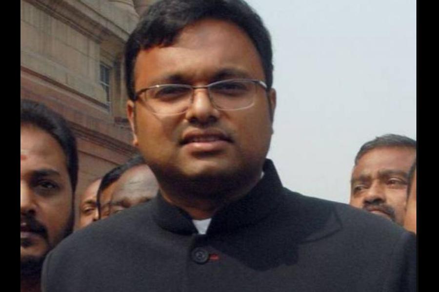 INX Media Case, Karti Chidambaram, Arrested, CBI