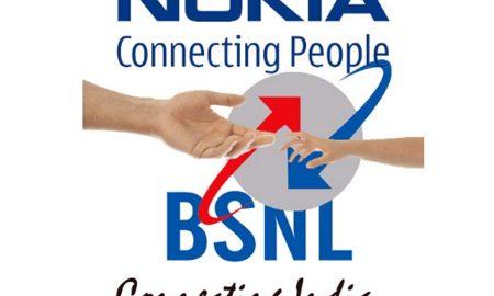 BSNL, Contracts, Nokia, VoLTE Service