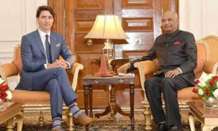 India, Canada, Terrorism, Ramnath Kovind, Jointly