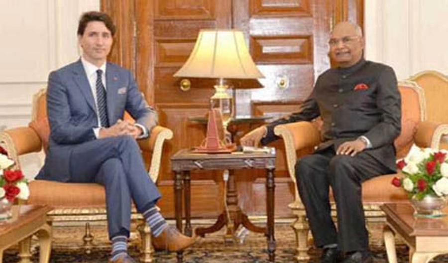 India, Canada, Terrorism, Ramnath Kovind,Jointly