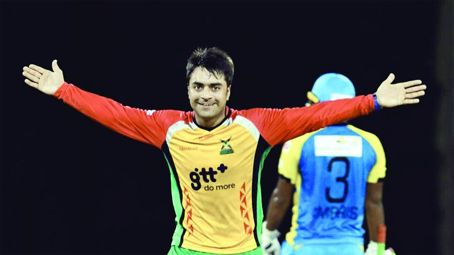 Rashid Khan, Youngest Captain,ICC World Cup
