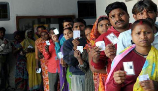Bhopal, MP, Election, Voting, BJP, Congress