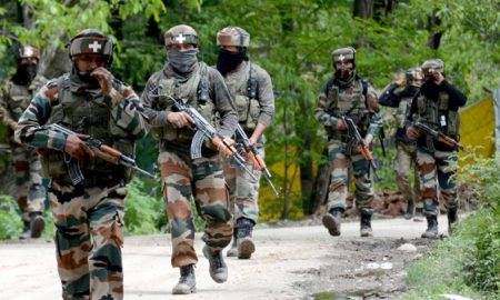 Police, Search Operation, Rajouri